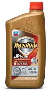Pro Oil High Mileage Synthetic Blend