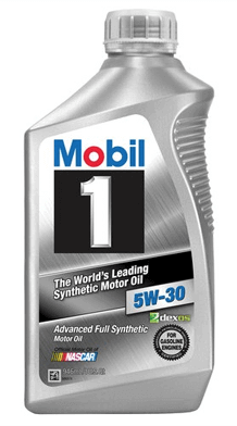 TAKE 5 Mobil 1 Motor Oil