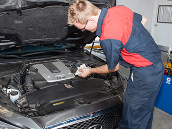 Featured Service - Oil Changes