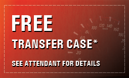 Free Transfer Case*
